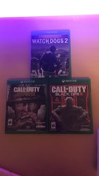 Xbox one games Hermantown, 55811