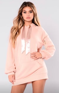 Fashion Nova Hooded Tunic! Great Falls, 59404