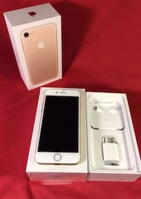 IPhone  7 Factory Unlocked + box and accessories + 30 day warranty  39 km