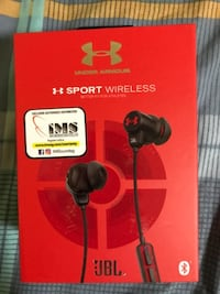 Best sell !! JBL Under Armour Wireless Earphone SINGAPORE