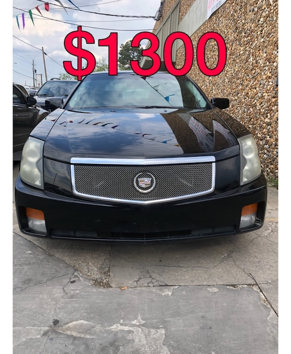 Used Cadillac Sts 2005 For Sale In Dallas Letgo