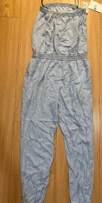 Jumpsuit pant size small new