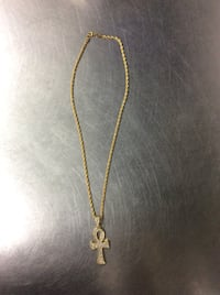 Iced out Egyptian chain  Mississauga, L5R 4G6