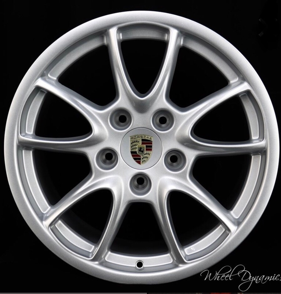 18\u201d Porsche GT3 Replica Wheels