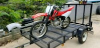 2004 crf150f with trailer Washington, 20003