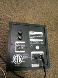Subwoofer or Base ($30 or name your price)