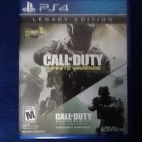 Call of duty infinite warfare ps4 game  York, 17403