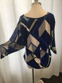 Style & Co. Top (Size Large) Aurora, L4G 3G3