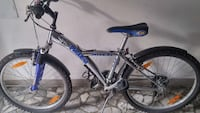 blu e grigio hard tail mountain bike Lucca, 55100