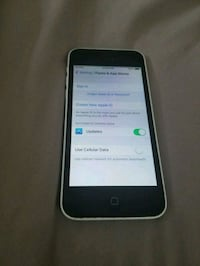 IPHONE 5C unlocked 16gb  Laurel