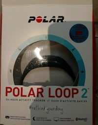 Polar loop 2 Fitness tracker