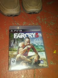 Farcry 3 for ps3