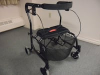 NEXUS 1 and 3 ROLLATOR WALKERS, for SHORTER PERSONS! - LIKE NEW!!  Toronto