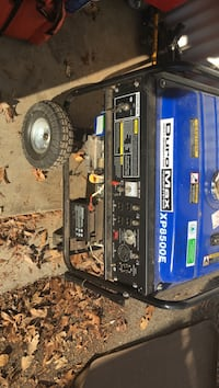 Blue and black duro max portable generator Knoxville, 37934