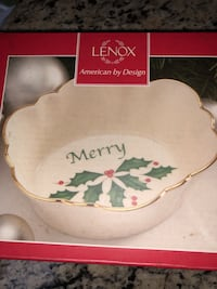 Lenox oval dish Silver Spring, 20906