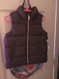 2T puffy vest