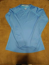 $15$ Nike Dri-Fit Running Long Sleeve Blue(Size M) Ajax, L1S 3R7