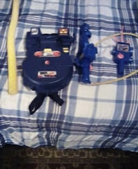 Ghostbusters rare complete proton pack and Pke meter LOOK Manchester, 03104