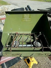 Sears Camp site 2 Burner cooker
