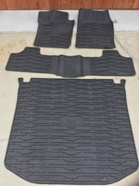 Jeep All Weather Mats