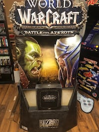 World or Warcraft standee Vancleave, 39565