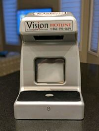 Vision Counterfeit Money Detector NEW Whitby, L1M 1G1