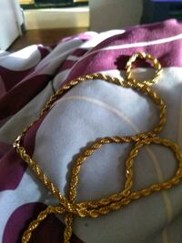 Gold-plated chain Fort Worth, 76116