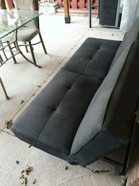 Sofa bed black Brampton