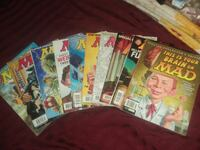 10 issues of mad magazine  Hagerstown, 21742