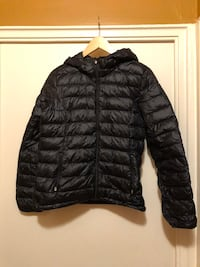 TNA bubble jacket (packable puffer jacket)