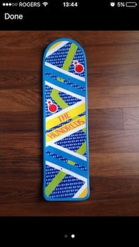 Limited edition back to the future X the hundreds skateboard Brossard, J4Y 0E5