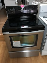 Whirlpool stainless steel electric stove  Woodbridge, 22191