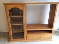 Matching Entertainment Center and Coffee Table WORCESTER