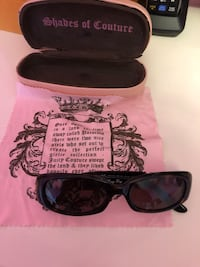 Authentic Juicy Couture sunglasses  Markham, L6C 3C2