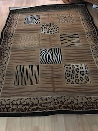Safari print carpet Hamilton, L8L 6H8