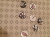 15 pc. Sleeping with sirens & pierce the veil pins Columbus, 43209