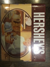 Hershey recipes in box