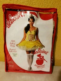 Belle Beauty and the Beast costume Whittier, 90605