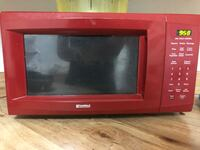 red and black microwave oven Tampa, 33604