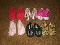 Baby shoes size 6-12 months Houston, 77080