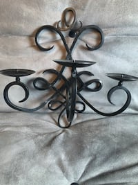 Cast iron candle holders for wall Montréal, H1N 1S5