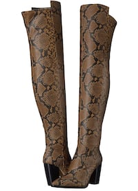 Vince Camuto thigh high (over the knee) cottara boots