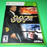 007 Legends (XBOX 360) Burlington