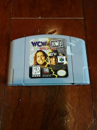 Nintendo N64 game WCW vs NWO Vienna, 22180