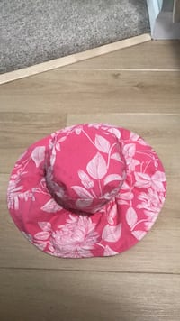 pink and white floral sunday hat Antelope, 95843