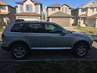 2009 Volkswagen TOUAREG 2 AWD LEATHER ROOF HEATED 189000KM Edmonton, T6V 0J6