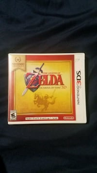 Legend of zelda oracina of time 3D  Brownville, 04414