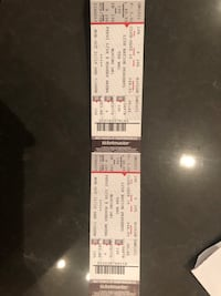 The who tickets  Vancouver, V6N 3V4