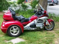 2012 Gold Wing Trike Milford, 06461