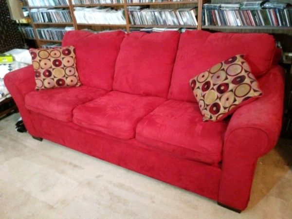 Remarkable Broyhill Queen Sleeper Sofa Excellent Condition Caraccident5 Cool Chair Designs And Ideas Caraccident5Info